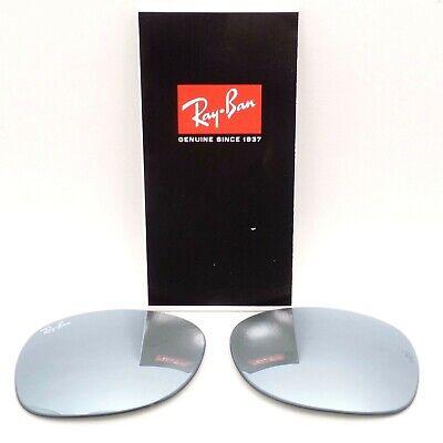RAY BAN REPLACEMENT LENS New Wayfarer 2132 622/30 Silver Mirror