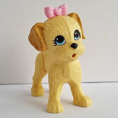 Barbie Potty Training Puppy Dog Drinks & Wets Big Blue Eyes Doll Animals Pets