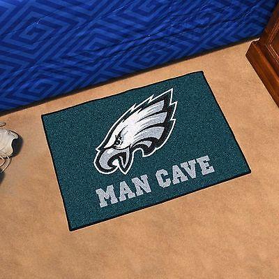 Eagles Starter Mat Rug (Philadelphia Eagles Man Cave 19