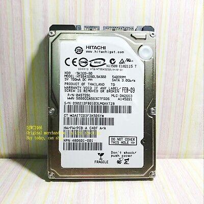 Hitachi  5K320 80GB  5400RPM 2.5