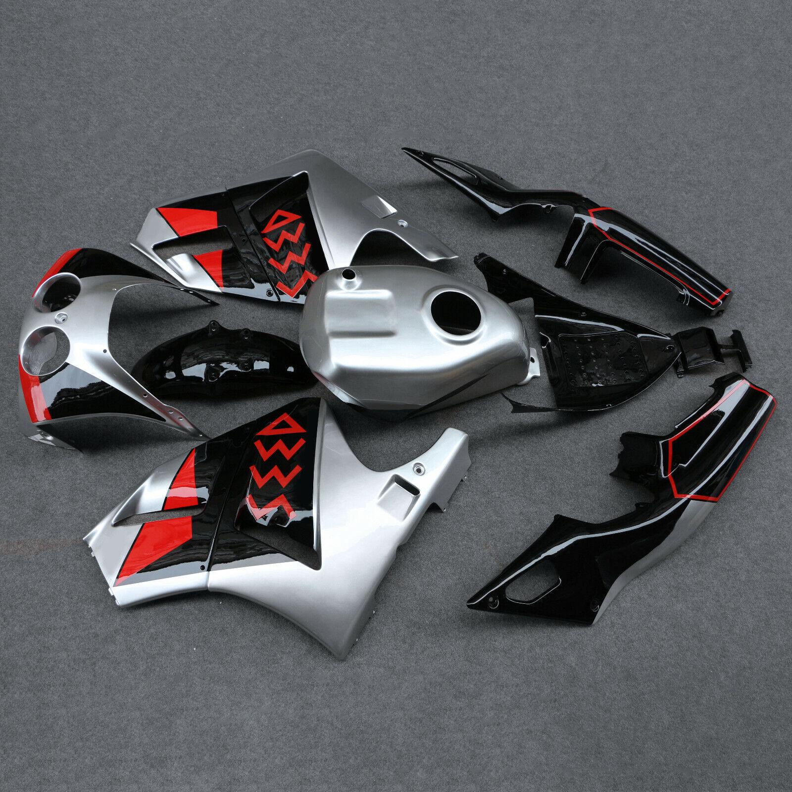 Fit for Honda VFR400 NC30 1988-1992 90 Motorcycle Fairing Bodywork Kit Panel Set