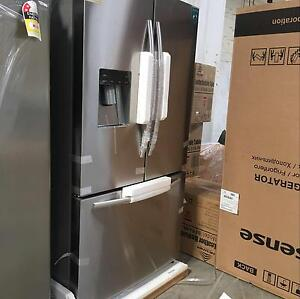Brand New Hisense 630L French Door Refrigerator Melbourne CBD Melbourne City Preview