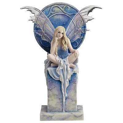 "9"" Shimmer By Selina Fenech Statue Decor Fantasy Sculpture Fairy Figure"