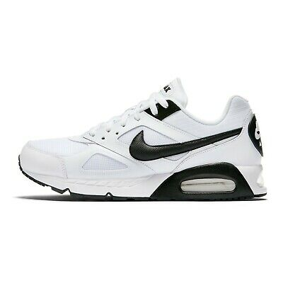 Men's Nike Air Max IVO Trainers Shoes White Black 580518 106