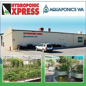 Aquaponics WA / Hydroponic Xpress Display Centre in Canning Vale Canning Vale Canning Area Preview