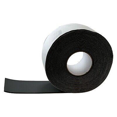 Ac Black Foam Insulation Tape 30 Ft. Roll - 18 W X 2 L