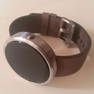 Motorola Moto 360 Smart Watch Huntingdale Gosnells Area Preview