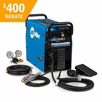 Miller Diversion 180 Acdc Tig Welder 907627