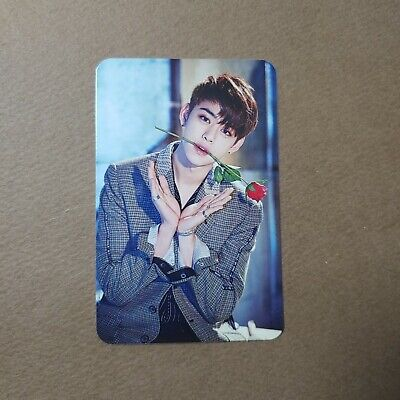 B.A.P [ROSE] B Ver. 6th Single Album Photocard DAEHYUN