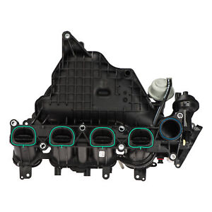 OEM NEW Engine Intake Manifold w/ Actuator Gaskets Fusion Focus 2.3L 3S4Z9424AM