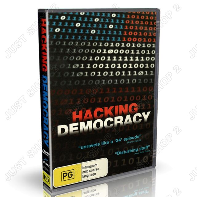 Hacking Democracy : New Documentary DVD