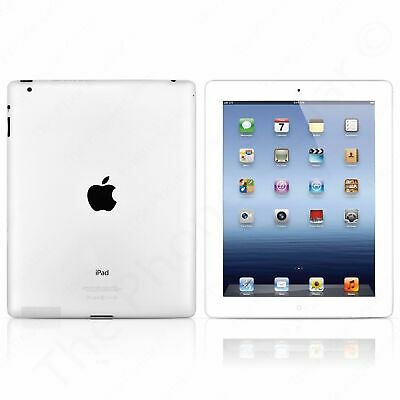 Apple iPad 3rd Gen. 64GB, Wi-Fi, 9.7in - White iOS 9.3.5 Tablet