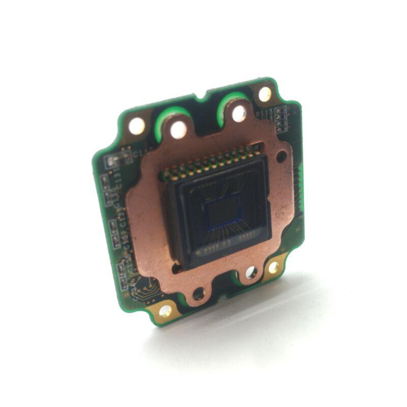 """Sentech JHA-PCB1-1 CCD Color Sensor Board 1/3"""" Interline SXGA For STC-HD133DV"""