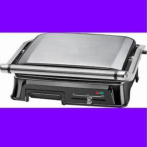 Barbacoa electrica placas de ceramica plancha grill cocina - Plancha electrica cocina ...