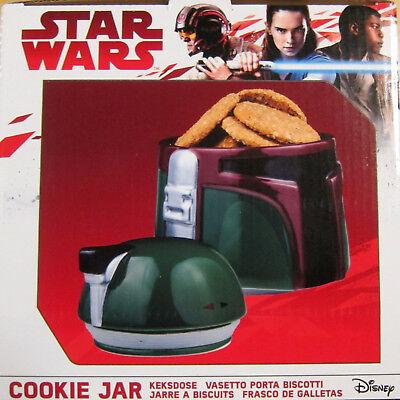 STAR WARS Boba Fett - Keramik Keksdose / Ceramic Cookie Jar ()