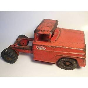 Tonka 1950's 1960's Dump Truck Ford. Tin Toy. F100 F150 Ballarat Central Ballarat City Preview