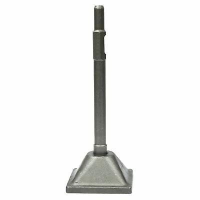 New Dirt Soil Tamper Plate 1-18 Shank Demolition Concrete Breaker Jackhammer