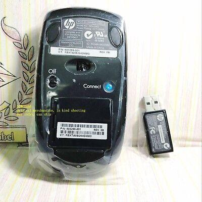 Genuine HP wireless mouse 603289-001 2.4G notebook desktop computer universal - Hp Wireless Notebook