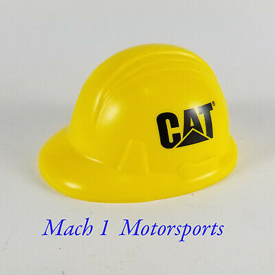 CAT Hard HAT Stress Reliever Squeeze Toy CATERPILLAR Earth Mover Loader Crane](Toy Hard Hat)