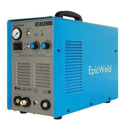 Plasma Cutter 50 A 200 Amp Tig Arc Welder 3 In 1 Dual Voltage 120240 Newest