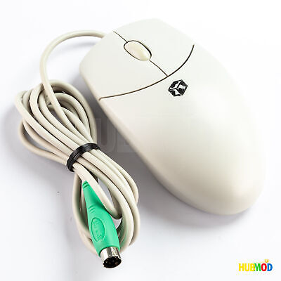 Vintage Gateway Wired Ball PS/2 Mouse M-S69 by Logitech