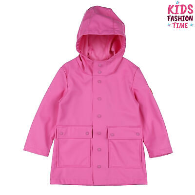 SAVE THE DUCK Rain Coat Size 2Y Hooded