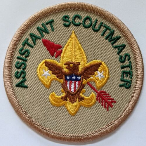 OA Assistant Scoutmaster Patch OA Troop Adviser Order of the Arrow National OA