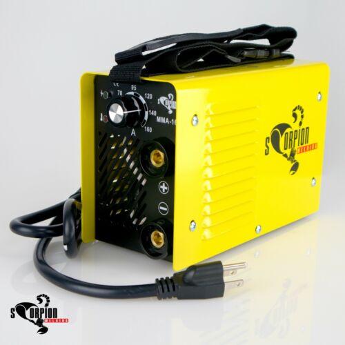Scorpion Inverter Mini Welder 110v