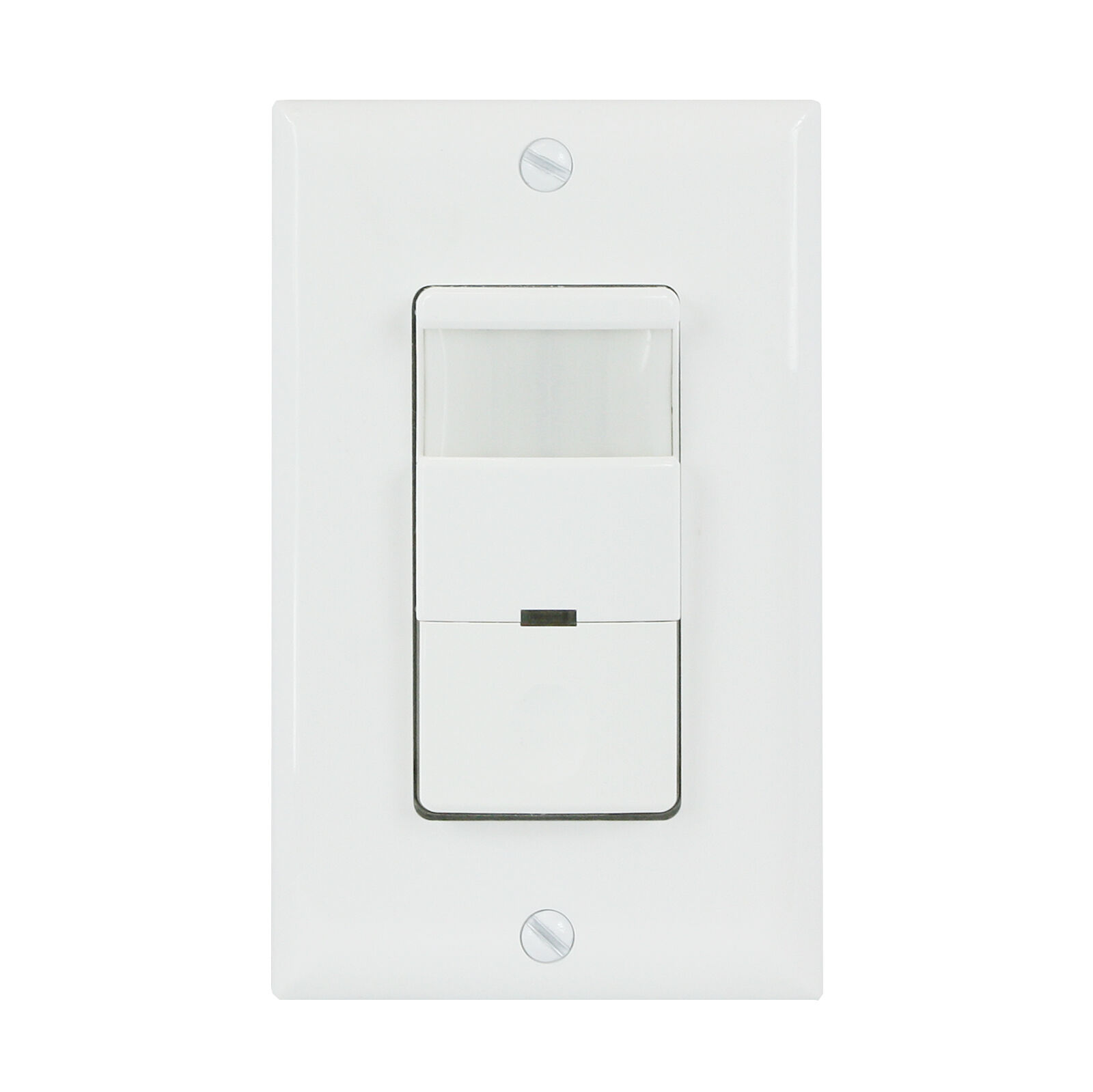 pir motion sensor light switch detector infrared wall occupancy white. Black Bedroom Furniture Sets. Home Design Ideas