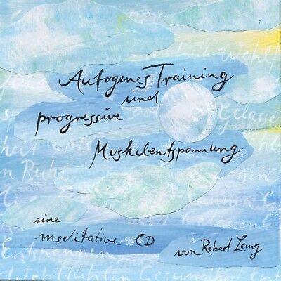 Autogenes Training und Progressive Muskelentspannung - Meditation CD Entspannung
