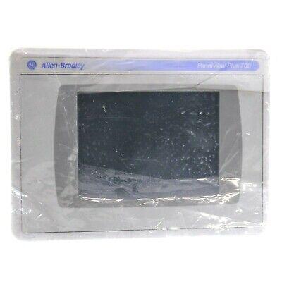 Allen Bradley 2711p-t7c4a1 Panelview Plus 700 Touchscreen Interface