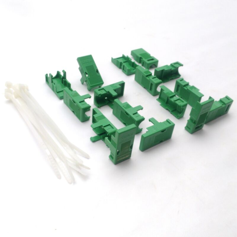 Lot of 8 Phoenix Contact KGG-MC 1,5/ 3 Cable Housing for 3Pin Terminal Connector