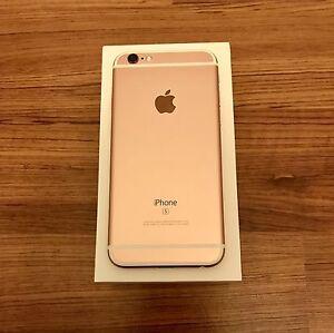 16GB Rose Gold iPhone 6s (Telus/Koodo)