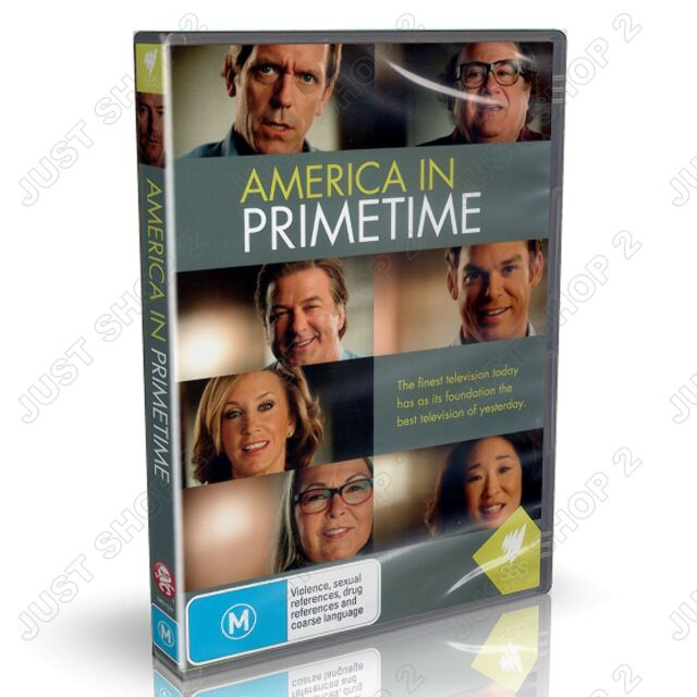 America In Primetime : New SBS Documentary DVD