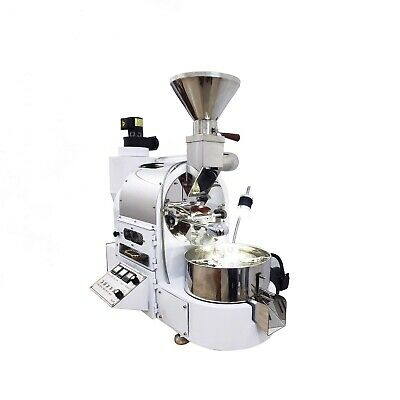Automatic Coffee Roasting Machine Usa Sea Shipping Included