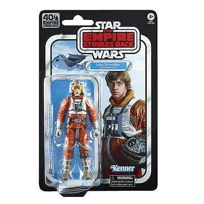 Star Wars 40th Anniversary Empire Stirkes Back Luke Snowswpeeder Pilot - NEW