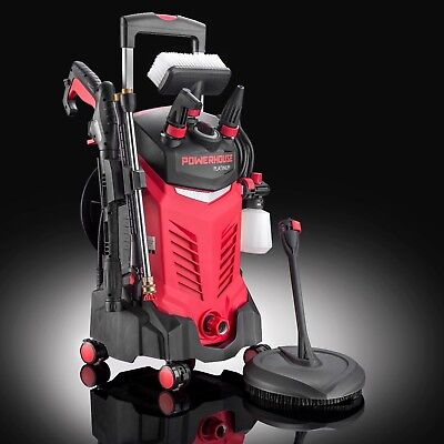 3000 PSI Electric Pressure Washer Platinum by Powerhouse Intl. Power Washer