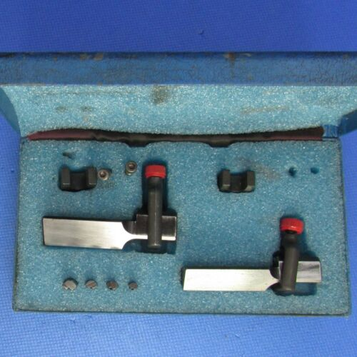nice  FAITH TOOL   Super Wee Block Set: unaltered; no owners marks  🎯 Machinist