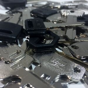 Kawasaki Motorcycle keys-Cut by Code-Spare Replacement key-pre-cut to your code