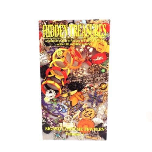 Hidden Treasures VHS Marcia Brown Signed Costume Jewelry Volume 1