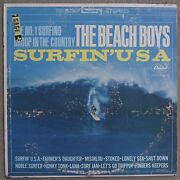 Beach Boys Surfin USA LP
