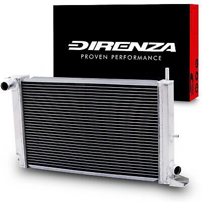 DIRENZA ALLOY ALUMINIUM RACE 50MM RADIATOR FOR FORD ESCORT RS TURBO SERIES 2