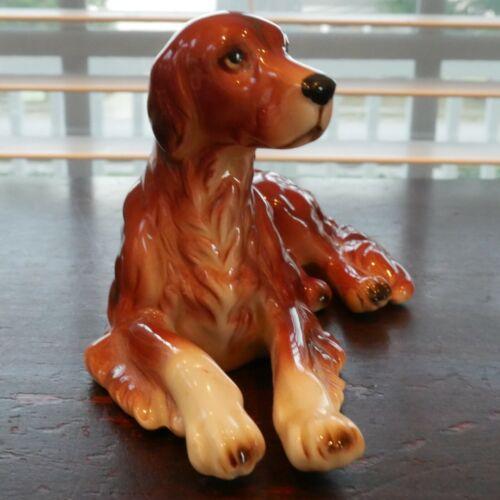 Josef Originals Porcelain Dog Irish Setter