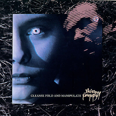 SKINNY PUPPY - Cleanse Fold and Manipulate Album Art POSTER 12x12