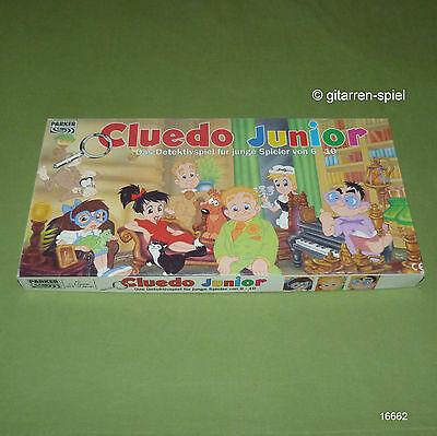 Cluedo Junior - Das Detektivspiel für junge Spieler ab 6 Jahren von Parker Top! ()