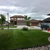 LAWN MOWING - ST. BONIFACE AND TRANSCONA