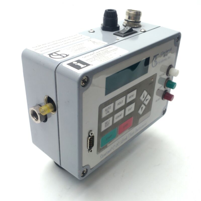 CTS Sentinel C-20 Pressure Decay Test System, 0-15PSI, RS232, 24VDC