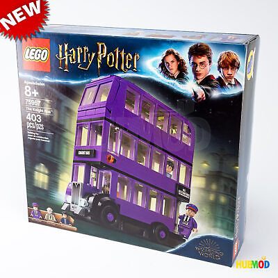 LEGO 75957 Harry Potter The Prisoner of Azkaban Knight Bus Wizarding World NEW