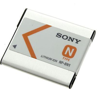 ✅ Sony NP-BN1 NPBN1 Akku Für DSC-WX200 W830 W810 W800 TX30 W310 W320 W350 W380