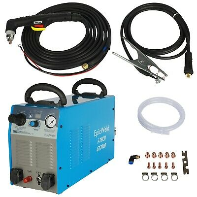70 Amps Plasma Cutter Pilot Arc- Cnc Plasma Table Ready Reliable Cutting